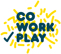 Co Work Play Logo